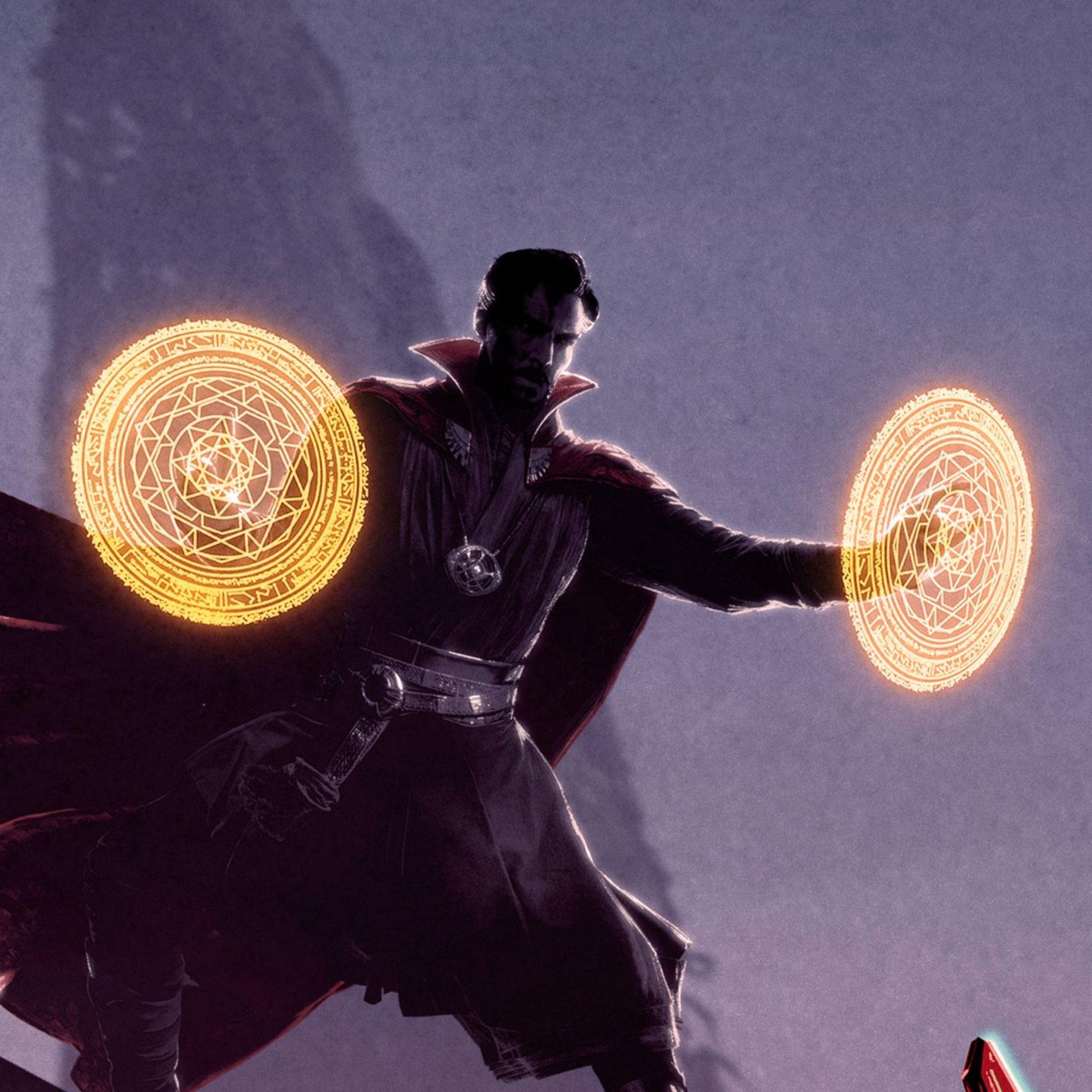 These Matt Ferguson Infinity War Posters Are Incredible