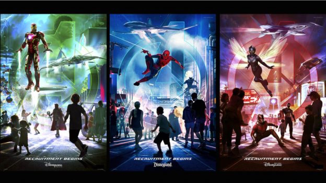 New Marvel Land Rides and Attractions Revealed – /Film