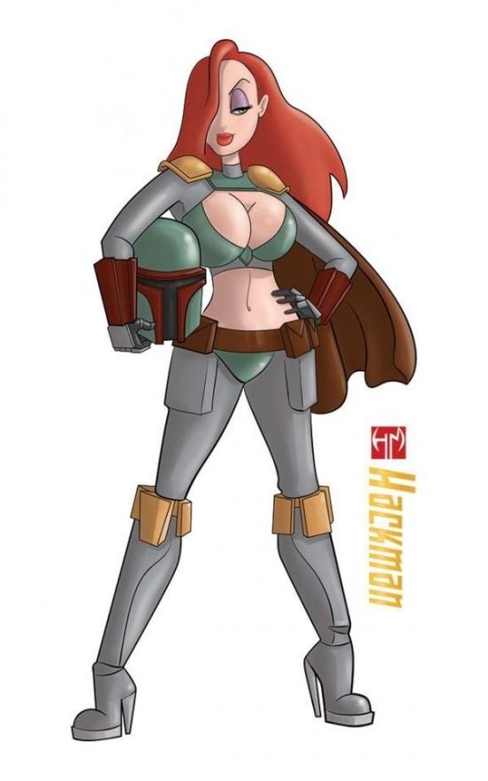 Jessica Fett: Bounty Hunter