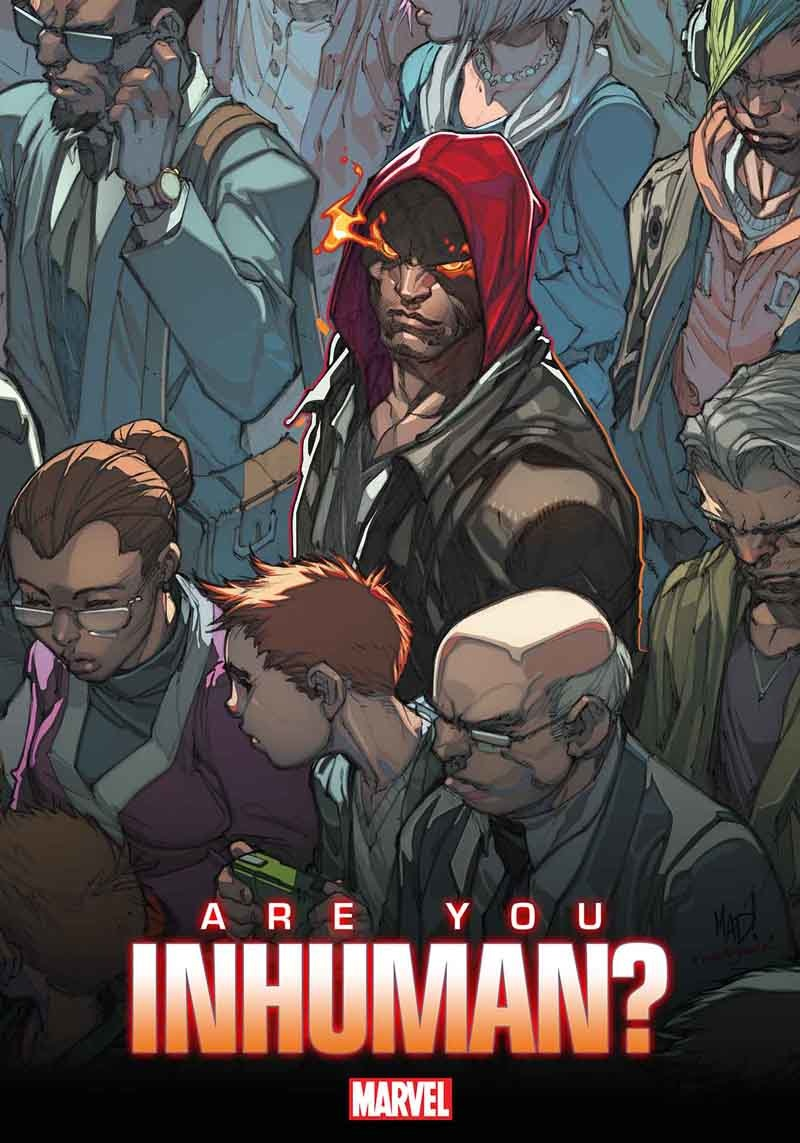 Who Are the Inhumans? ...