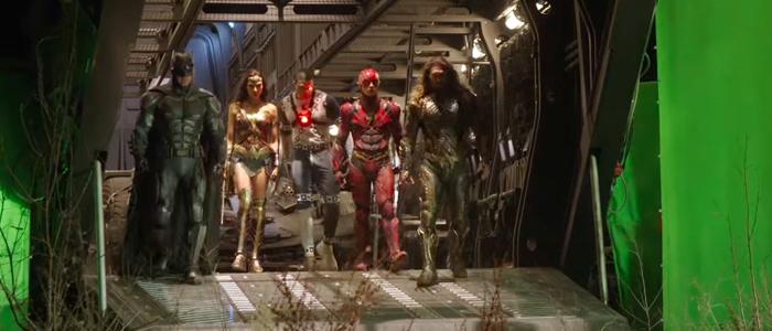 Watch Zack Snyder S Justice League Featurette Film
