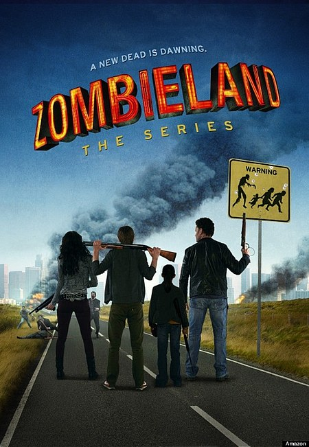 Zombieland TV poster