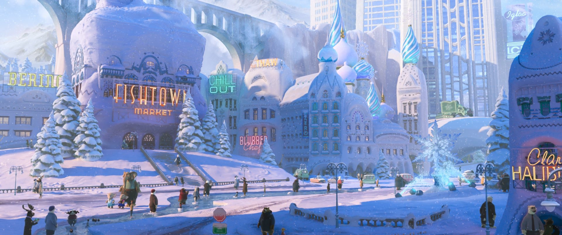 an analysis of animation in the movies frozen and zootopia Zootopia (also known as zootropolis in some european countries and the middle east) is a 2016 american 3d computer-animated adventure-comedy film produced by walt disney animation studios and distributed by walt disney pictures.