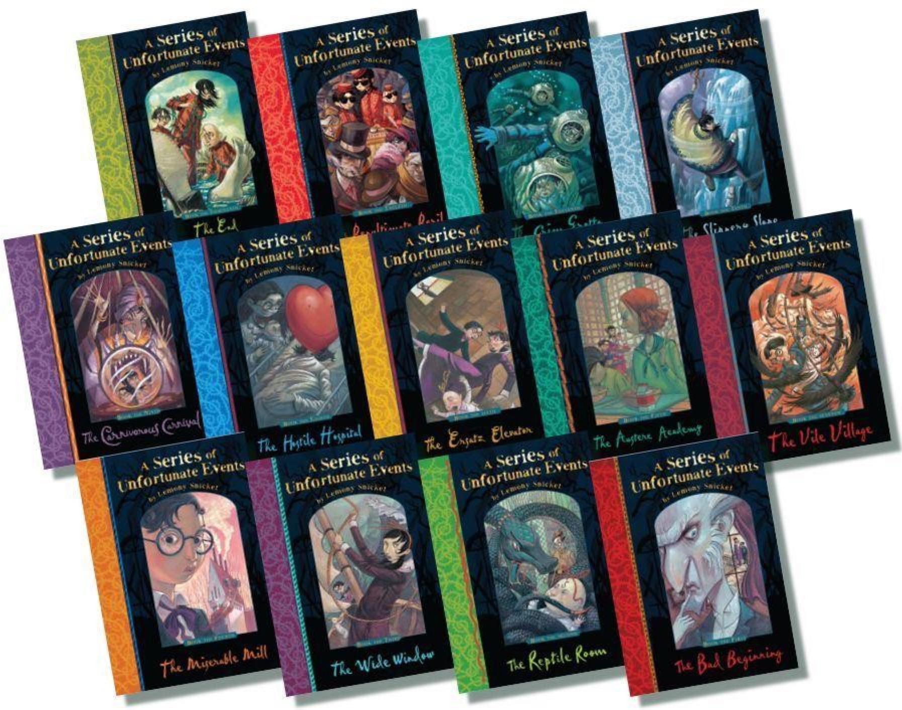 Book Cover Series Netflix : A series of unfortunate events season confirmed