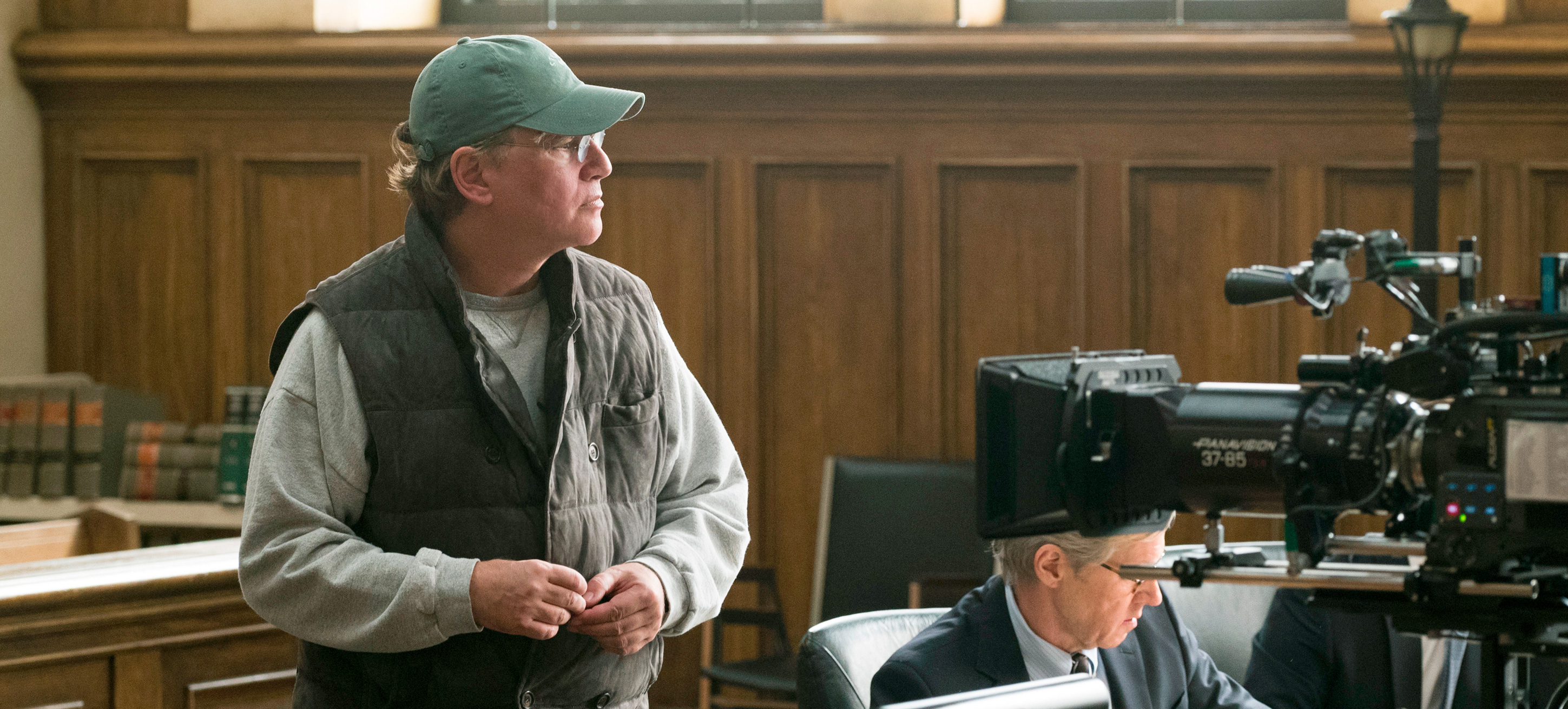 Pre-Production on Aaron Sorkin's Trial of the Chicago 7 Shut Down /Film