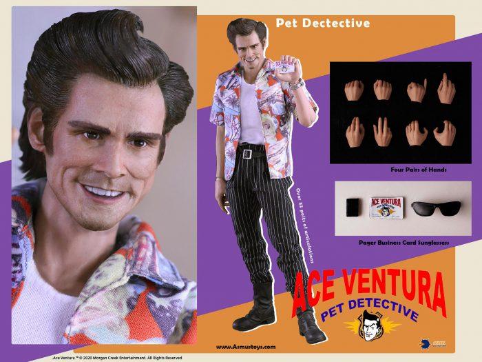 Ace Ventura: Pet Detective Collectible Figure