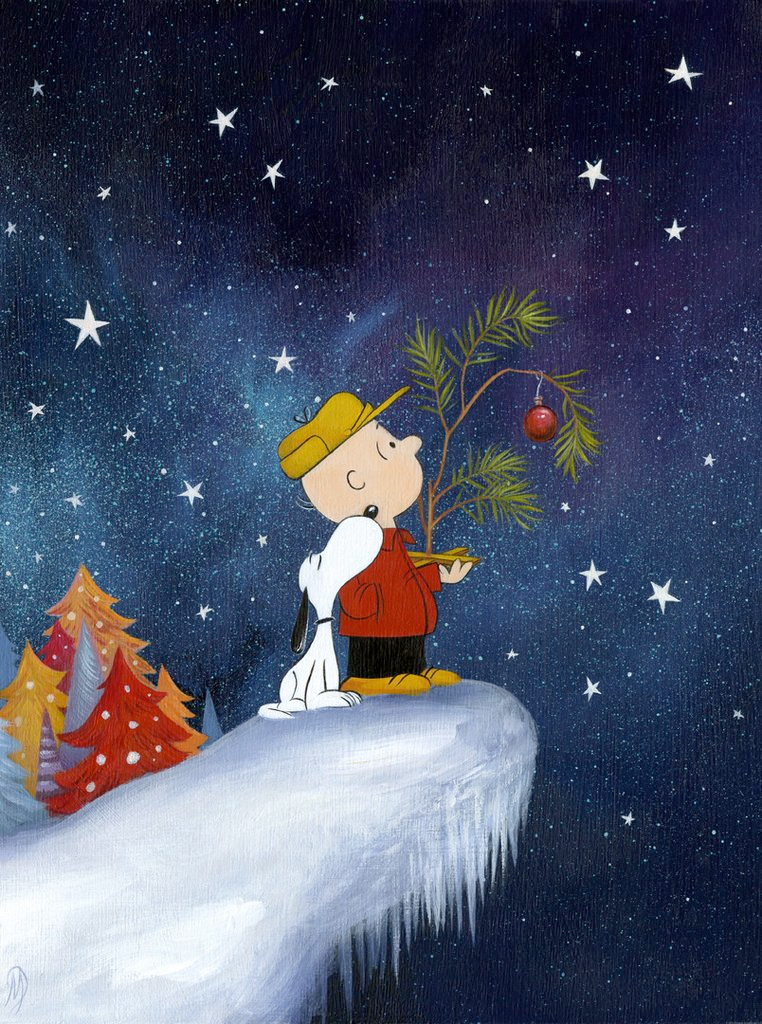 Cool Stuff: Dark Hall Mansion's A Charlie Brown Christmas ...