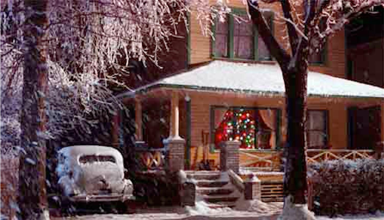 a christmas story house - A Christmas Story Time Period