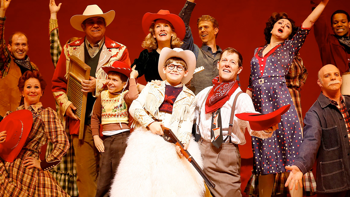 a christmas story musical live - A Christmas Story Pictures