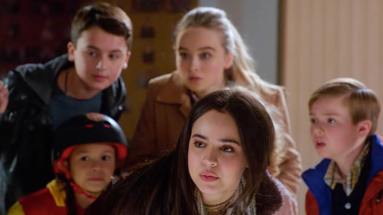 Adventures In Babysitting Trailer The Disney Channel Remake