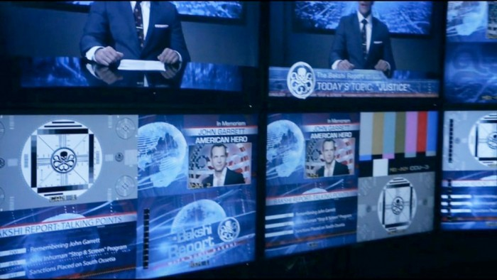 Agents of SHIELD - Bill Paxton Easter Egg