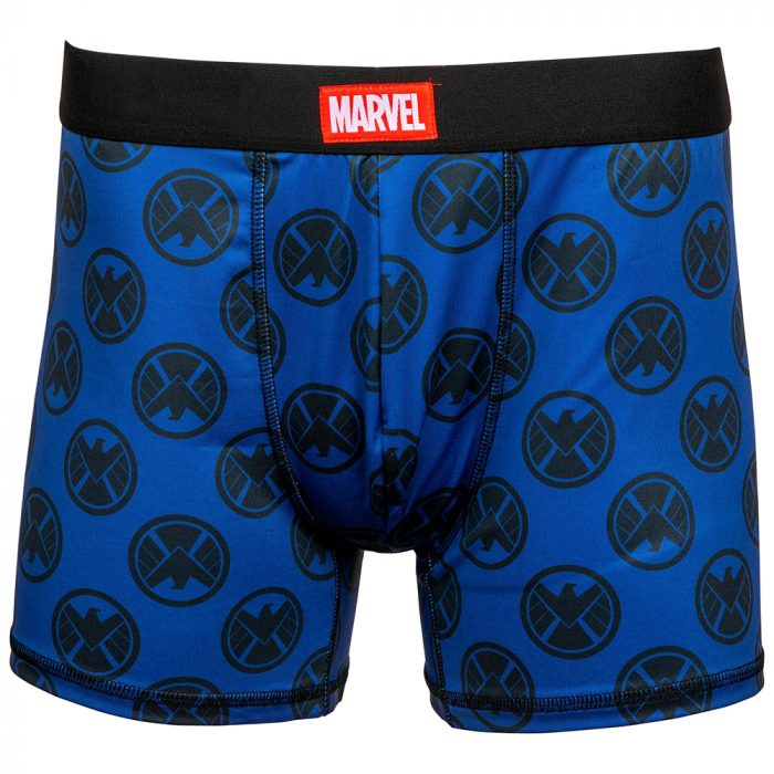 Agents of SHIELD Boxer Briefs