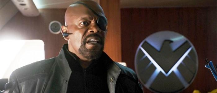 Agents of S.H.I.E.L.D. - Samuel L. Jackson
