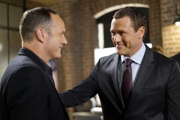Agents of SHIELD Season 4 - Jason O'Mara - Clark Gregg