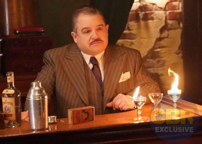 Agents of SHIELD - Patton Oswalt in Final Season
