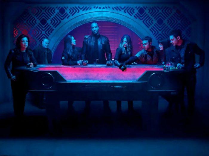 Agents of SHIELD Season 6 Last Supper
