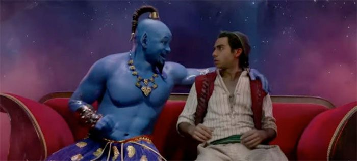 Aladdin Honest Trailer