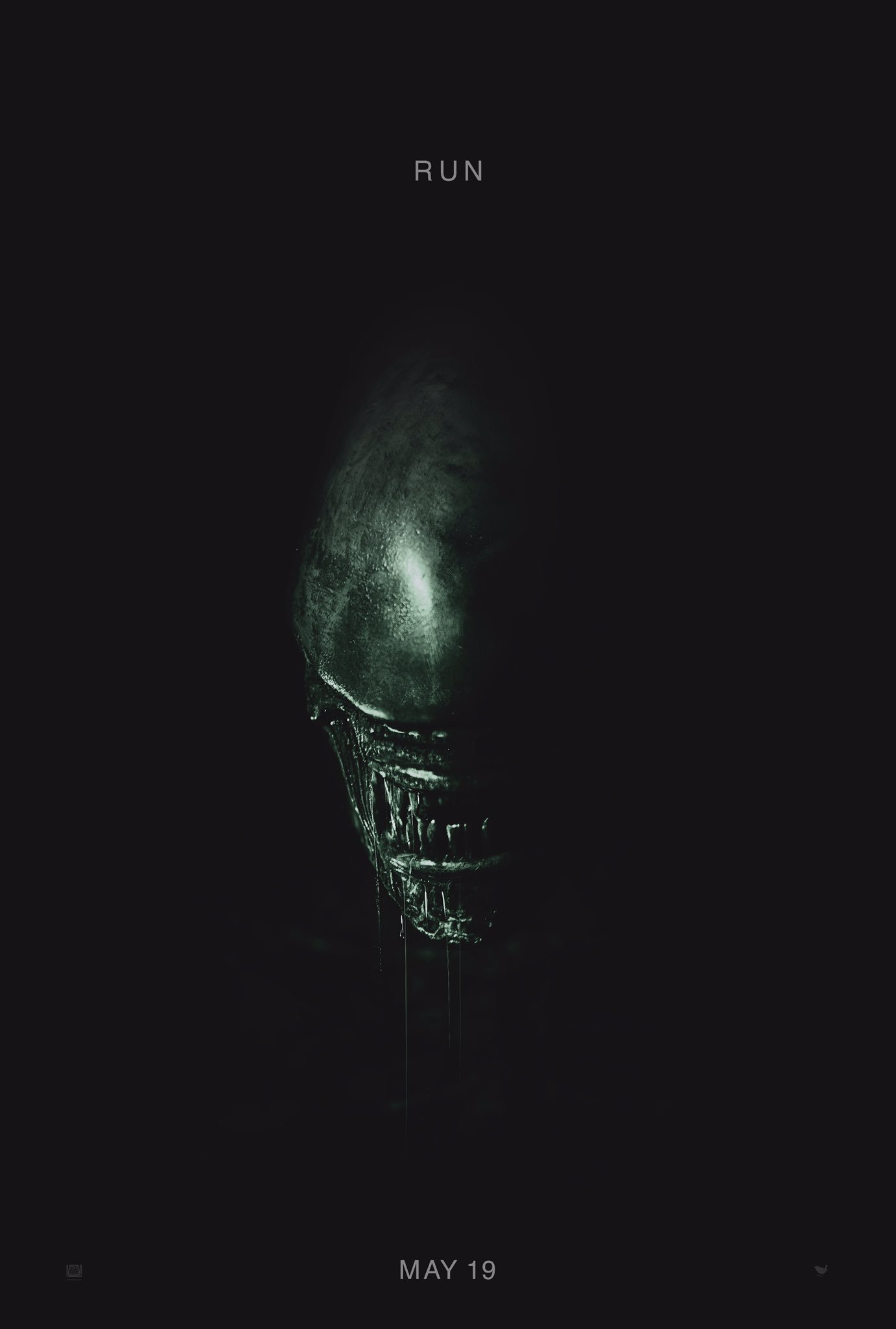 The First Alien Covenant Poster is Here