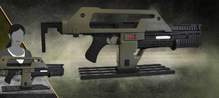 Aliens Pulse Rifle Prop Replica