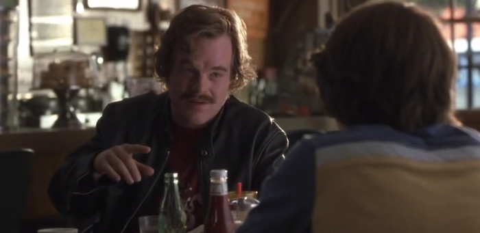 Lester Bangs - Almost Famous