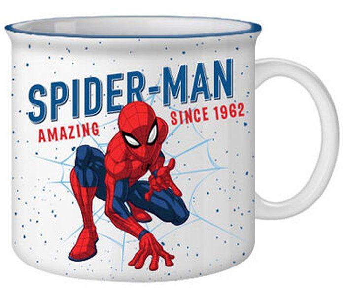 Spider-Man Ceramic Camping Mug