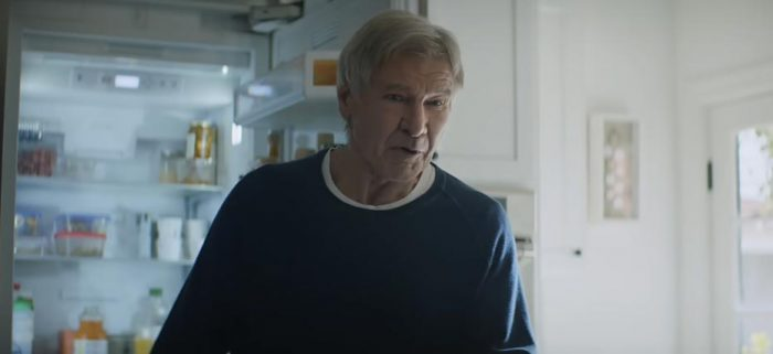 Harrison Ford - Amazon 2019 Super Bowl Commercials