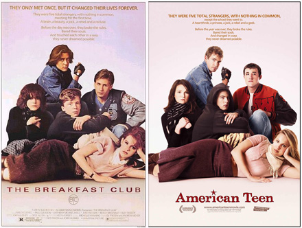 Breakfast Club Title American Teen 40
