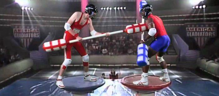 American Gladiators Reboot