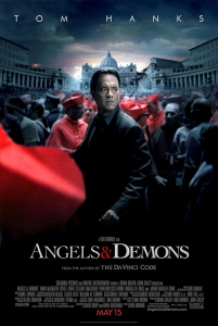 angels and demons poster small