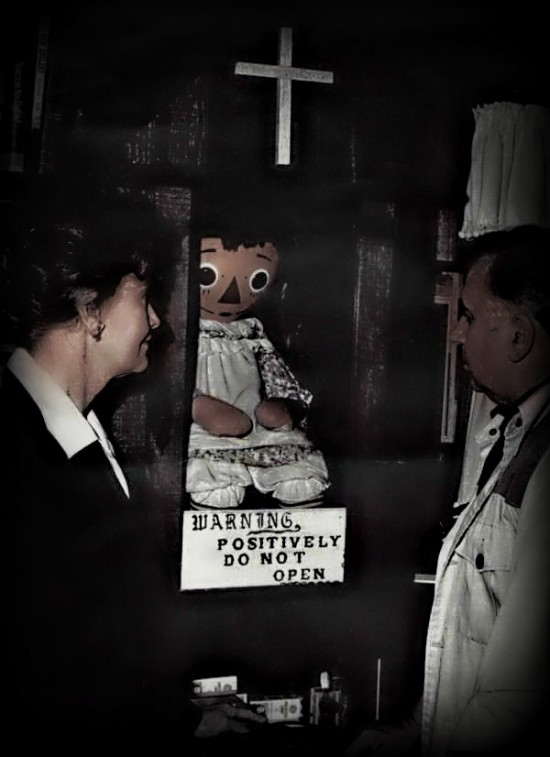 Conjuring spin-off Annabelle