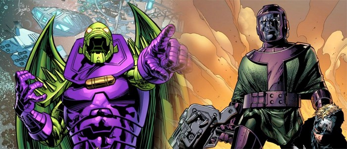 Fantastic Four Guardians of the Galaxy crossover