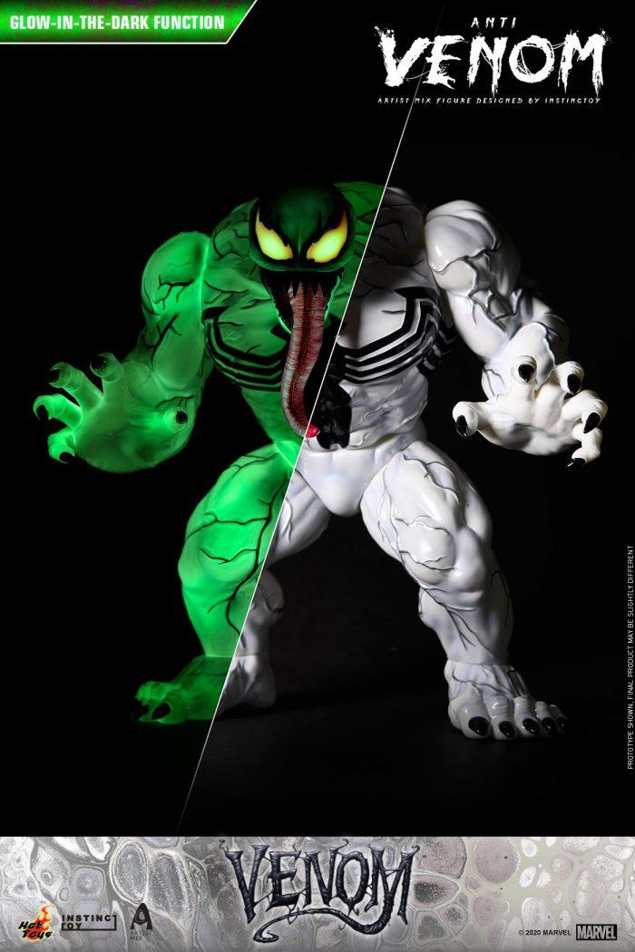 Anti-Venom Hot Toys Figure