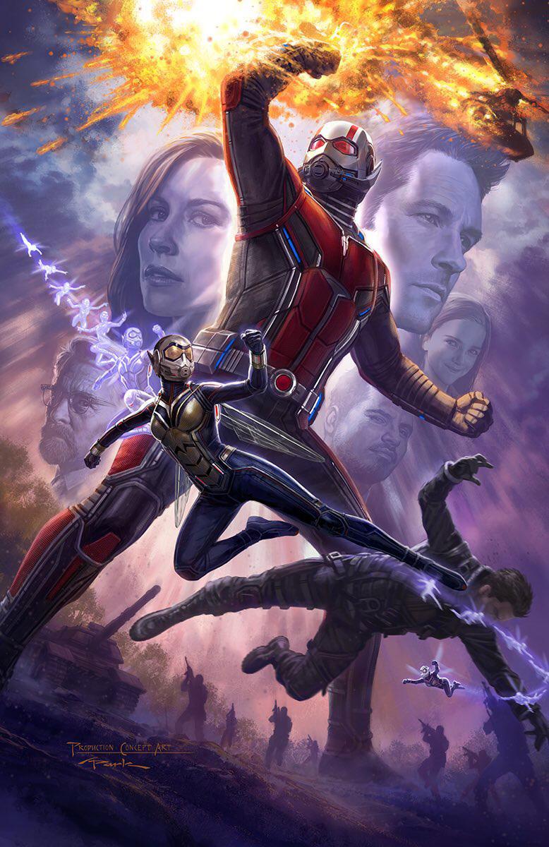 Ant Man And The Wasp Putlocker