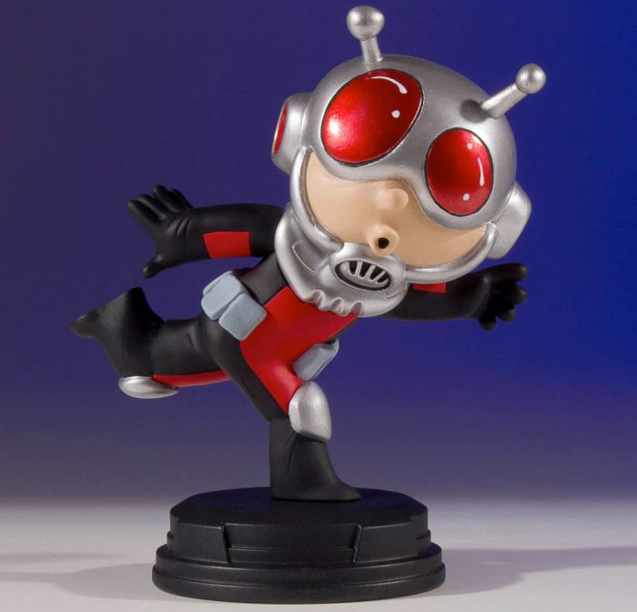 Ant-Man Animated Statue