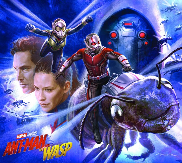 The Art of Ant-Man and the Wasp