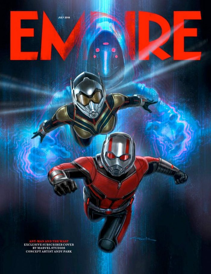Ant-Man and the Wasp Empire Cover