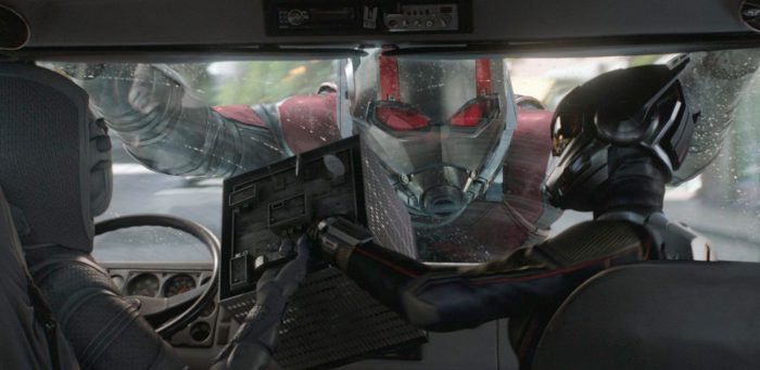Ant-Man and the Wasp Early Buzz