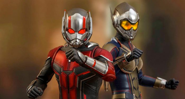 Ant-Man and the Wasp Hot Toys Figures