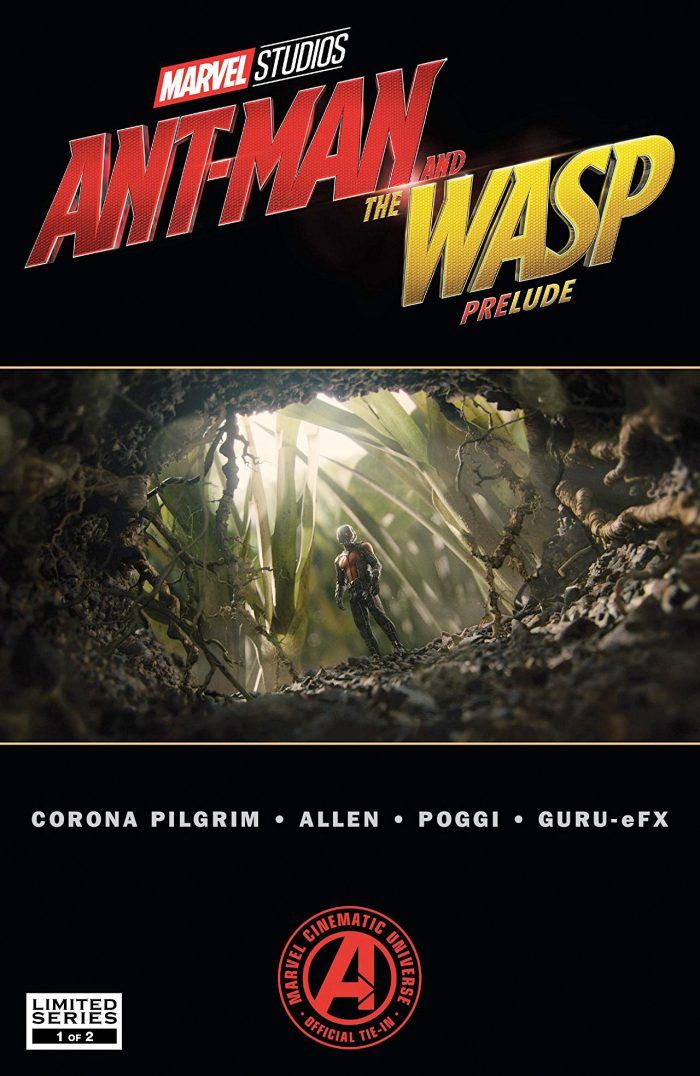 Ant-Man and the Wasp Prelude Comic