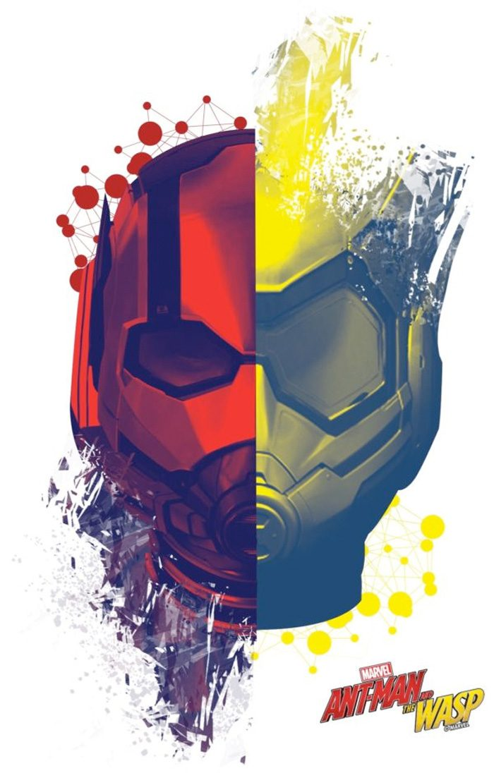 Ant-Man and the Wasp Promo Art