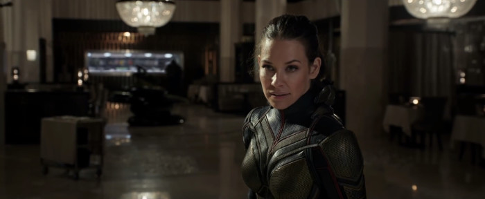 Ant-Man and the Wasp Trailer Breakdown - Evangeline Lilly