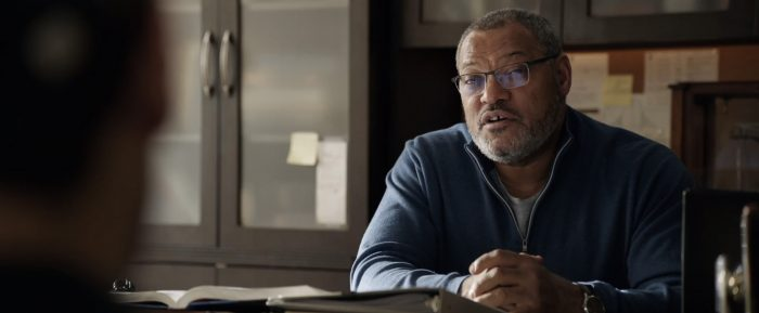 Ant-Man and the Wasp Trailer Breakdown - Laurence Fishburne as Bill Foster