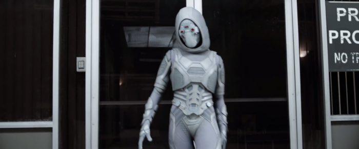 Ant-Man and the Wasp Trailer Breakdown - Hannah John-Kamen as Ghost