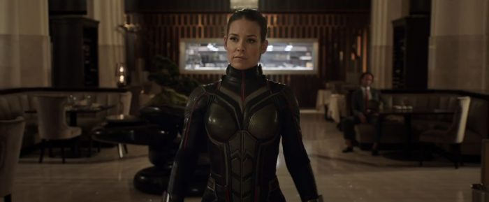 Ant-Man and the Wasp Trailer Breakdown - Evangeline Lilly as The Wasp