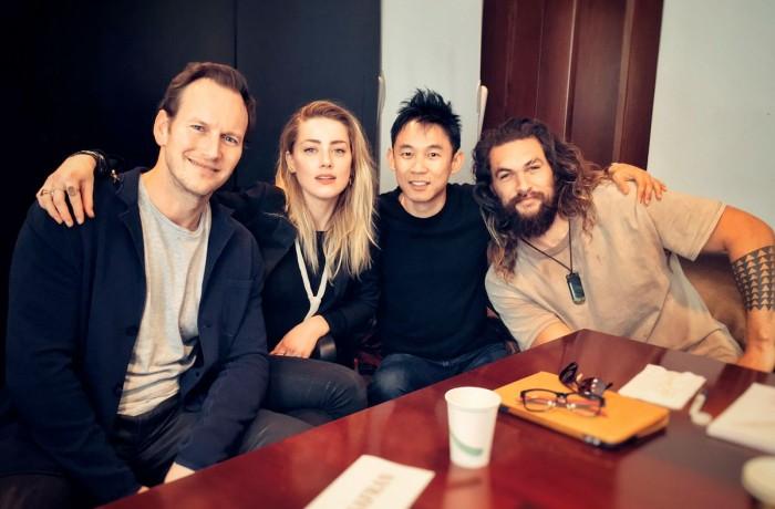 Aquaman Cast Photo