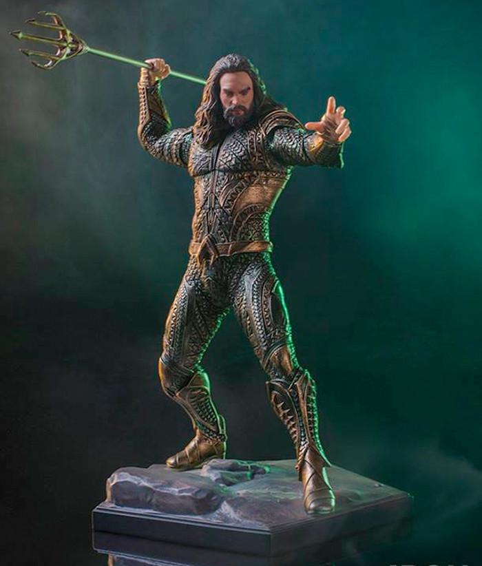Aquaman Iron Studios Statue