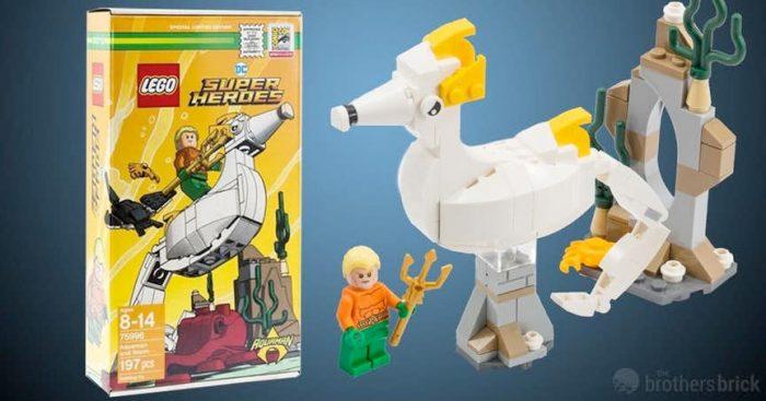 LEGO Aquaman and Storm