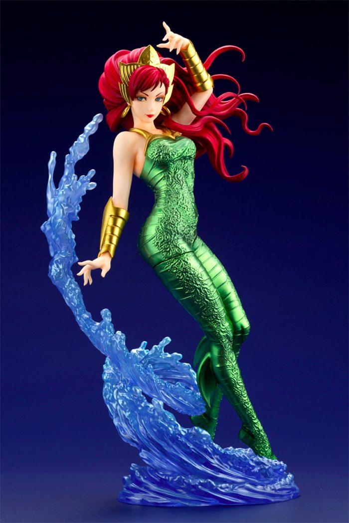 Aquaman - Mera Bishoujo Statue