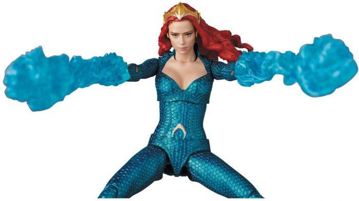 Aquaman - Mera MAFEX Figure