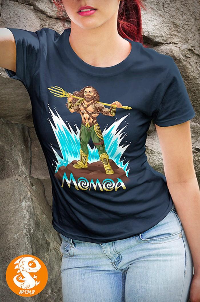 Aquaman - Moana Shirt